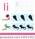 worksheet vector design for kid 43622361