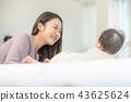 아기, 엄마, 한국인 43625624
