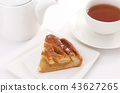 糕點 西式甜點 餡餅 43627265