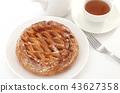 糕點 西式甜點 餡餅 43627358