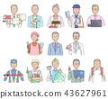 อาชีพต่าง ๆ ของผู้อาวุโส 43627961