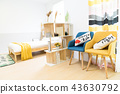 床 椅子 家具 43630792