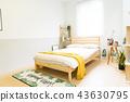 床 家具 室内装修 43630795