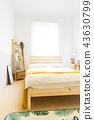 床 家具 室内装修 43630799