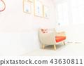 沙发 椅子 家具 43630811