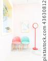 椅子 家具 室内装修 43630812