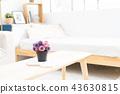 沙发 椅子 家具 43630815