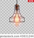 Decorative edison light bulb wire 43631244