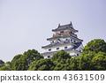 Beautiful Karatsu Castle in Karatsu City, Saga Prefecture 43631509