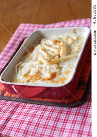 Macaroni Gratin 43632885