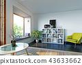 modern  interior 43633662
