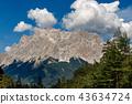 Zugspitze Peak - Wetterstein Mountains - Austria 43634724