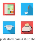 bread, icon, kitchen 43636161
