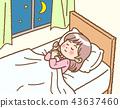การนอนหลับคืนที่ดีของ 43637460