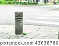 亚洲中国台湾台北街道号志交通路标行人法律 43638760