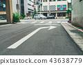 亚洲中国台湾台北街道号志交通路标行人法律 43638779