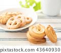 쿠키와 커피 43640930