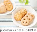 쿠키와 커피 43640931