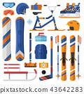 Winter Sport Equipment and Gear 43642283