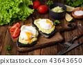 鱷梨 酪梨 雞蛋 43643650