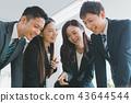 商务人士 商人 业务团队 43644544