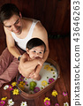 baby, father, child 43646263