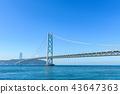 Akashi Kaikyo Bridge 43647363