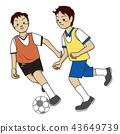足球 競賽 比賽 43649739
