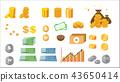 貨幣 圖形 電子商務 43650414