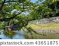 시가현 여름 히코 네 도랑 순회 하우스 보트 43651875