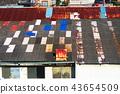 함석, 함석벽, 지붕 43654509