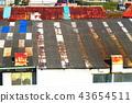 함석, 함석벽, 지붕 43654511