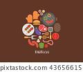 食品 食物 肉 43656615