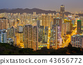 香港夜景 43656772