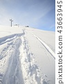 Exploring the Alps by tour skiing 43663945