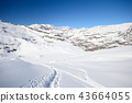 Exploring the Alps by tour skiing 43664055