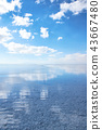 烏尤尼鹽湖 43667480
