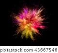 burst, explosion, color 43667546