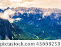 alps,clouds,dolomites 43668259