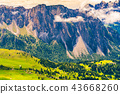 dolomites,green,hill 43668260