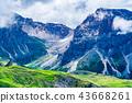 โดโลไมต์,เนินเขา,ภูเขา 43668261