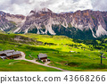 dolomites,green,hill 43668266