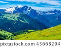 alps,dolomites,green 43668294