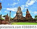 Wat Ratchaburana 43668455