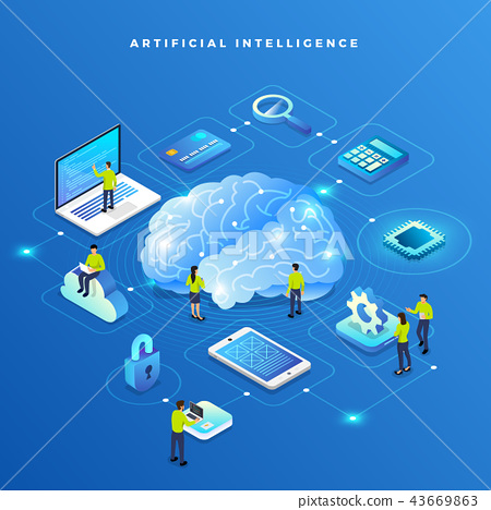 Isometric Artificial Intelligence 43669863