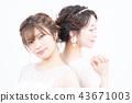 新娘 婚礼 新娘图 43671003