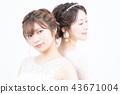 新娘 婚礼 新娘图 43671004