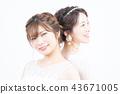 新娘 婚礼 新娘图 43671005