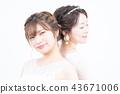 新娘 婚礼 新娘图 43671006