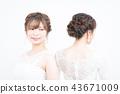 新娘 婚礼 新娘图 43671009